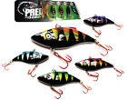 THE BEST PIKE LURE INVENTED  - RAINBOW RATTLER TIGER (PRR-217/..)