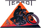 Terrot Vintage Poster Motorcycle T-Shirt. Gents, Ladies & Kids Sizes. Motorbike