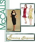 McCall's 5269 Out of Print Sewing Pattern to MAKE Misses/Petite Panel Dress 4-12