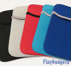 """Android Ipad 7"""" Soft Tablet Sleeve Cover Case Neoprene"""