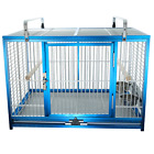 KINGS CAGES LARGE ALUMINIUM PARROT TRAVEL CAGE ATM 2029 bird toy toys cage
