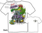Rat Fink Tshirt Mighty Mopar 1970 70 Dodge Tee Shirt Hemi Apparel M L XL 2XL 3XL
