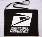 USPS PRO CYCLING TEAM MUSETTE BAG NEW BLACK OR WHITE ***