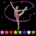 Hot Sale Gym Dance Ribbon Rhythmic Art Gymnastic Streamer Baton Twirling Rod 4M