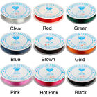 0.8MM 20M SPOOL STRONG STRETCH ELASTIC CORD WIRE JEWELRY CRAFT BRACELET