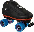 Quad Speed Roller Derby Jam Skates Vanilla Blackout Pro Gorilla Size Trucks 4-13