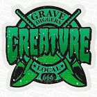 CREATURE Skateboard Sticker - Creature Grave Diggers & other assorted designs