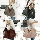 Fashion New Style Women Handbag Faux Leather Double Zipper Hobo Shoulder bag