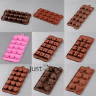 Cute Romantic Silicone Cake Ice Chocolate Jelly Mold DIY Tool NEW