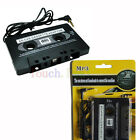 Car AUX Audio Tape Cassette Adapter for Samsung Galaxy Cell Phones 2013 NEW