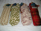Ancient Wisdom Lavender Toggle Wheat Bag  Removable Washable Cover