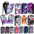 For HTC Wildfire S G13 New Hot Printed Leather Megnatic Flip Case Cover+Stylus