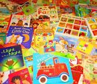 Children's Hardcover Board Book Lot FREE SHIPPING -Mixed Titles -Sesame, Disney,