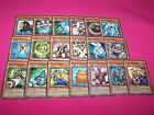 YU GI OH THE DUELIST GENESIS COMMON TDGS MONSTER CARDS YOU CHOOSE UNLTD ED NEW