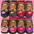Feet Heaters Ladies 4 - 7 Thermal Socks - Selection of Colours SALE!