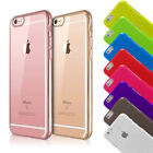 New Ultra Thin Crystal Clear Transparent Case Cover for Apple iPhone Models
