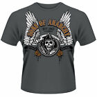 SONS OF ANARCHY Winged Reaper T-SHIRT NEU