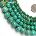 "Blue Turquoise Stone Beads For Jewelry Making 15"" Jewelry Beads in Wholesale"