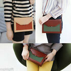 Basic M Mini Bag Cross Shoulder Handy Strap Faux Leather School Korean Fashion
