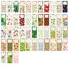 Printed Patterned Tissue christmas Wrapping Paper designer 4 sheets - 27 designs