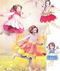 McCall's 6813 Sewing Pattern for Fairy Costumes - Tutu Style with Velcro Wings