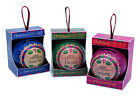 H&H Personalised Christmas Money Box Tree Decorations - Names L-M