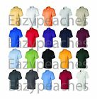 PEACHES PICK NEW Mens BIG & TALL Size LT-4XLT 50/50 Jersey Knit Polo Sport Shirt