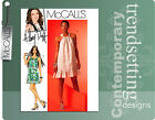 McCall's 5617 Misses' Pullover Dress Sewing Pattern Out of Print