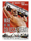 War Of The Colossal Beast Movie Poster Print - Framed And Memo Board Available