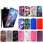 FOR SONY XPERIA M NEW PRINTED LEATHER MAGNETIC FLIP CASE COVER POUCH+FREE STYLUS