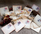 Miniature Tiny Envelopes: Perfect toppers, wedding favours - many designs