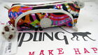 New with Tag KIPLING CUTE Pen Case Cosmetic Bag