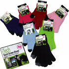 UNISEX TOUCHSCREEN WARM WINTER GLOVES THERMAL TOUCH MAGIC IPOD IPAD SMART PHONE