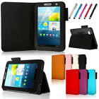 NEW Leather Smart Case Cover Stand for Samsung Galaxy Tab 2 P3100 P3110 7.0 INCH