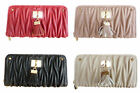 Ladies Authentic Anna Smith Quilted Purse Womens LYDC Wallet Hand Bag Boxed Gift