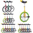 "16"" 18"" 20"" 24"" Wheel Unicycle Free Stand Skidproof Mountain Tire Cycling Bike"