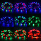 NEW 5M 600 LED Strip Light SMD Ribbon IP67 Waterproof Tape Roll 12V Power Supply