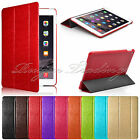 Magnetic Smart Cover Leather Case for New Apple iPad 6 iPad Air 2 2014 iPad 5