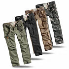 SURPLUS PREMIUM SLIMMY Vintage Trousers Chino Cargo Hose US Airborne Rock Biker