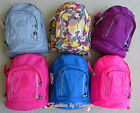New with Tag Kipling Hiker Expandable Backpack with Furry...
