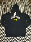 Jeff Gordon #24 Racing Fleece Hoodie by Chase! Size XL - C247407FX - NEW in bag!