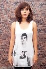 Morrissey The Smiths Rock WOMEN TANK TOP T-SHIRT Tee Vest Singlet Size S M L