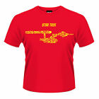 STAR TREK Ships Of The Line T-SHIRT NEU