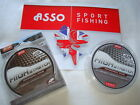 Asso High Stretch Fluorocarbon Fly Fishing Tippett