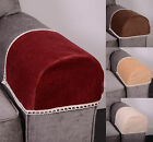 BEAUTIFUL CHENILLE ARM CAPS AND CHAIR BACKS WITH NOTTINGHAM LACE TRIM