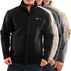 Geographical Norway Unilever Herren Fleece Jacke mit Teddyfutter