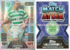 13/14 LEGENDS HUNDRED CLUB CARDS SPL SCOTTISH PREMIERSHIP MATCH ATTAX 2013 2014