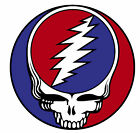 Gratful Dead Steal Your Face! Vinyl Decal / Sticker ** 5 Sizes **