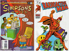 Simpsons Comics #36 US-VERSION - Radioactive Man WENDE-COVER 1998