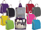 NEW* Mens/Ladies Travel Hanging Large Toiletry Wash Bag with Hook